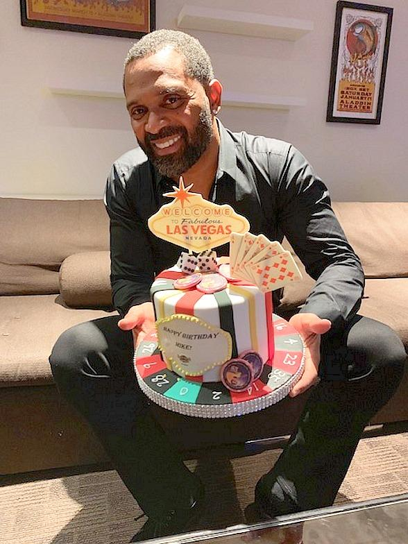 Comedian Mike Epps Celebrated Birthday During Performance at The Joint Inside Hard Rock Hotel & Casino Las Vegas