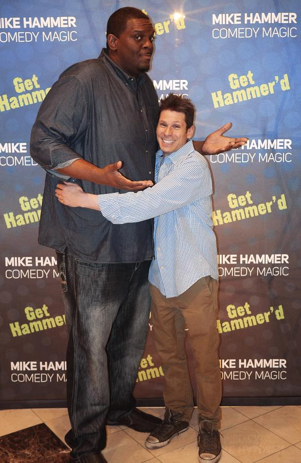 Mike And Derrick