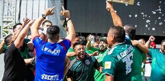 Downtown Las Vegas Events Center Invites Soccer Superfans to Public Watch Parties for Mexico National Team U.S. Tour Games, June 5 and 9