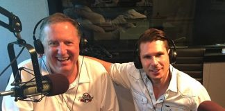 Comedian Mike Hammer visits Kevin Wall on 790 Talk Now