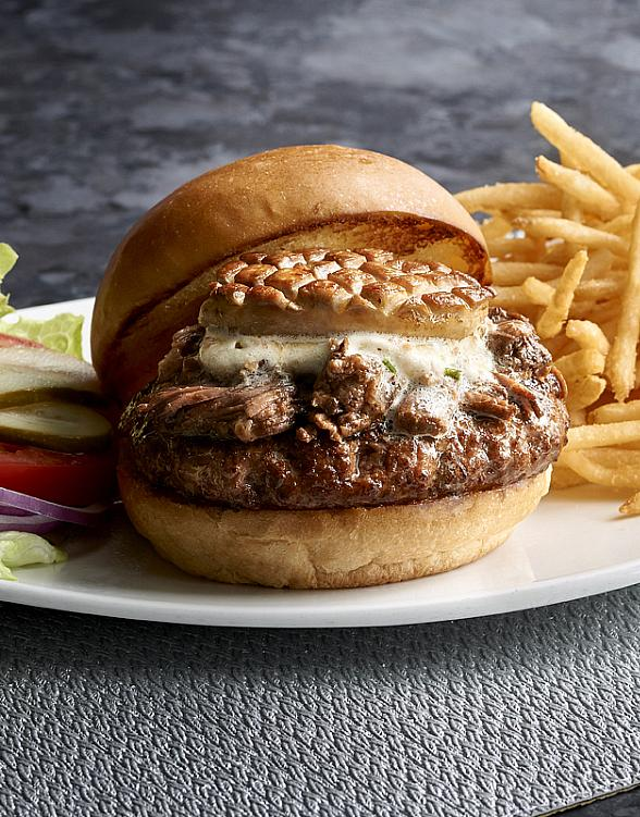 National Burger Month Arrives at Morton's The Steakhouse