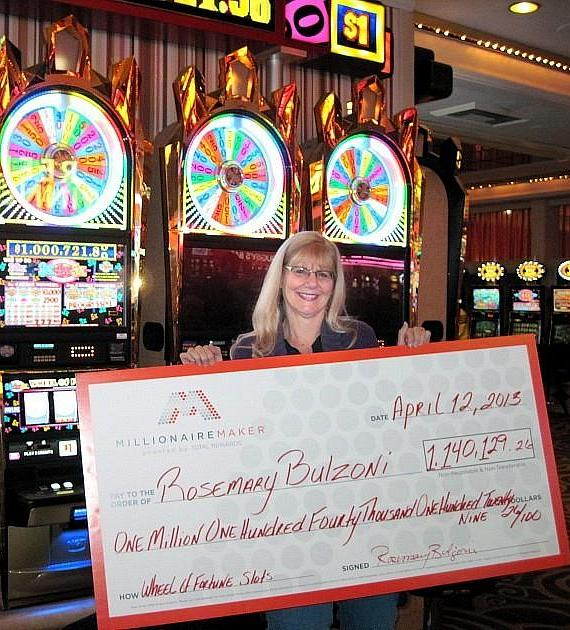 Rosemary Wins $1,140,129.26 Playing Wheel of Fortune at Flamingo Las Vegas