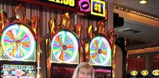 Rosemary Wins $1,140,129.26 Playing Wheel of Fortune st Flamingo Las Vegas