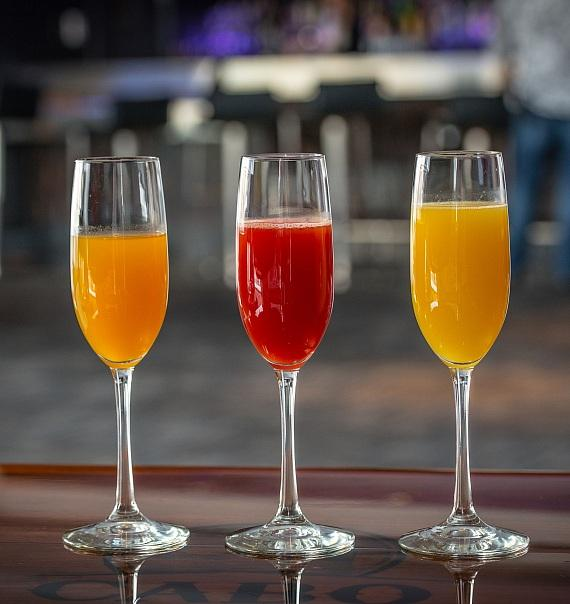 Cabo Wabo Offers New Holiday Cocktail, New Year's Eve Party, New Breakfast Menu and UFC Viewing Parties