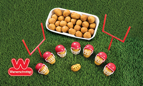 Wienerschnitzel's Big Game Deal Is Back – Mini Corn Dogs Are the Perfect Football Party Food and Now Anyone Can Get 25 for Just $5 on Feb. 3