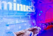 Minus5 Ice Bar at Monte Carlo Offers Singles the Ultimate Night Out with Ice Dating Affair
