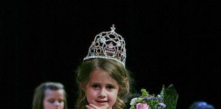 Miss Cupcake Pageant