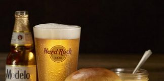 Hard Rock Cafe Las Vegas brings the Heat with New Burger and Beer Pairing