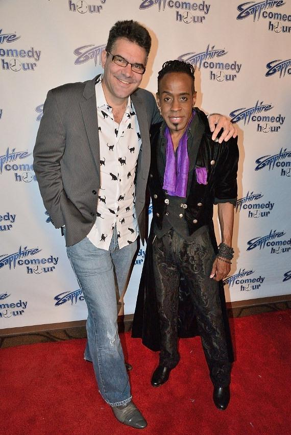 Johnny Kats and Mon Dre