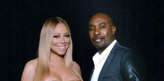 """Actor Morris Chestnut attends """"Mariah #1 to Infinity"""" at The Colosseum at Caesars Palace"""