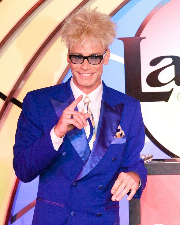 """Las Vegas' own Murray SawChuck in the Top 40 to Co-Host with """"Live with Kelly"""""""