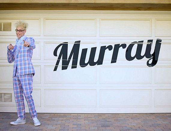 Murray on The Garage Show with Jeff!