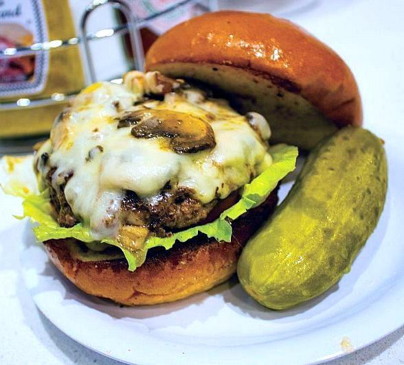 All Month Long: Celebrate National Burger Day at Brightside Breakfast and Burgers at the Plaza Hotel & Casino