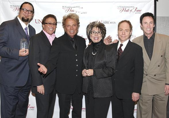 Penn & Teller Inducted into Nevada Entertainer/Artist Hall of Fame