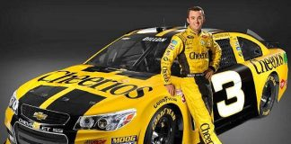 Austin Dillon, Cheerios Racing Make Donation to Three Square Food Bank