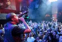 Hip Hop Legend Nas Kicks Off New Year's Eve Weekend and Headlines at TAO