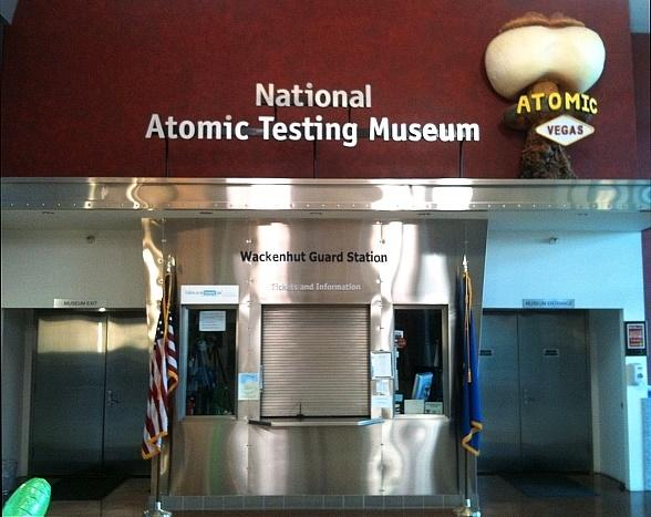 Family Fun Day at National Atomic Testing Museum August 10