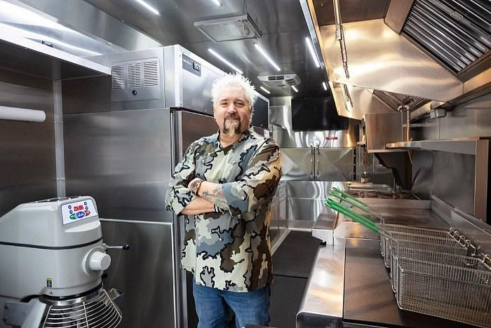 """Guy Fieri Launches """"Restaurant Relief America"""" Campaign to Aid Restaurant Workers"""