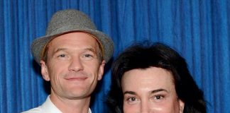 "Neil Patrick Harris Attends and Frank Marino's ""Divas"" Show at The Quad"