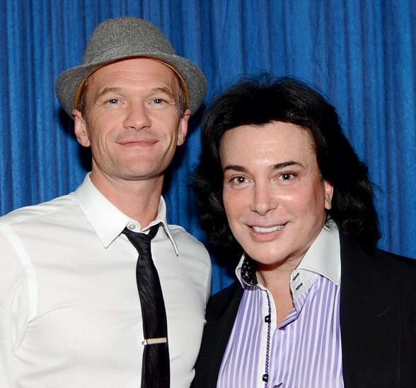 Neil Patrick Harris Attends and Frank Marino's