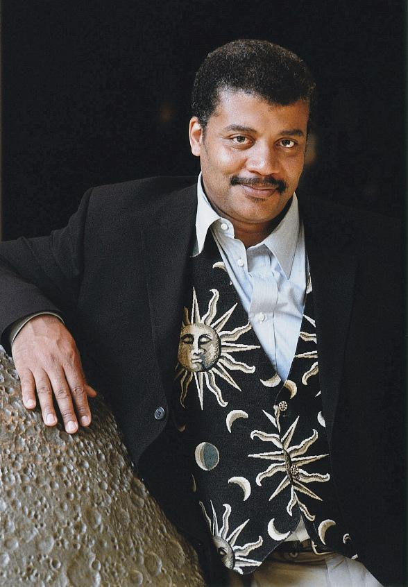 """Dr. Neil DeGrasse Tyson, Host of """"Cosmos: A Spacetime Odyssey,"""" to Deliver a Multi-Media Presentation at The Smith Center Sept. 27"""