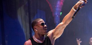 Nelly Performs at HAZE Nightclub at ARIA