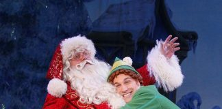 """Holiday Stage Production """"Elf The Musical"""" at The Smith Center Nov. 24-29"""