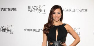 Nevada Ballet Theatre Honors Eva Longoria as 'Woman of the Year'