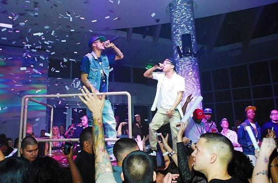 New Boyz at RPM Nightclub in Las Vegas