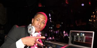 Nick Cannon Spins at Chateau Nightclub & Gardens