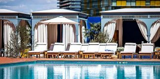The Nomad Pool at NoMad Las Vegas in Park MGM to Debut on March 22