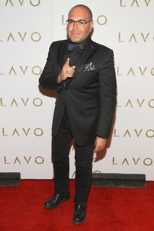 Nole Marin Hosts Runway Magazine Party at LAVO's Label Junkie Wednesday