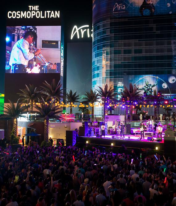 OBC presented by X107.5 at Boulevard Pool at The Cosmopolitan of Las Vegas May 29