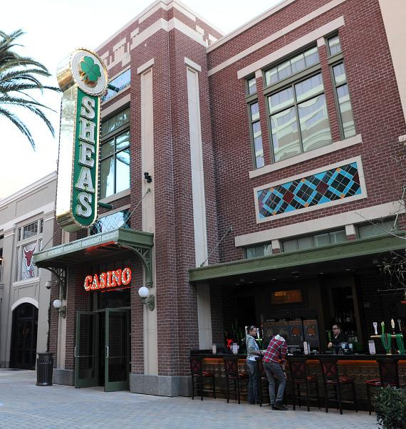 O'Sheas Casino Legendary St. Patty's Day Block Party Returns March 15-17