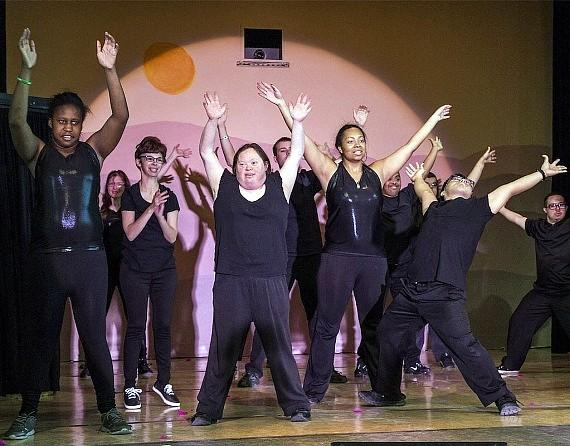 On Thursday, May 26, Opportunity Village OVIPs performed numerous music, dance and theatre performances at the annual OVation Concert at Opportunity Village's Ralph and Betty Engelstad Campus