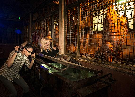 """An Inside Look at Jason Egan's """"Official SAW Escape Experience"""" in Las Vegas"""