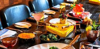 Caesars Palace Introduces the Ultimate Cigar Dinner Experience, The Clubhouse at Montecristo by Old Homestead