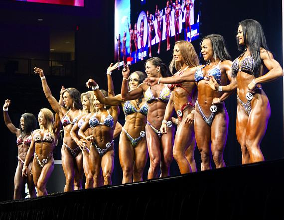 Joe Weider's Olympia Fitness & Performance Weekend Returns to Orleans Arena Sept. 14-16