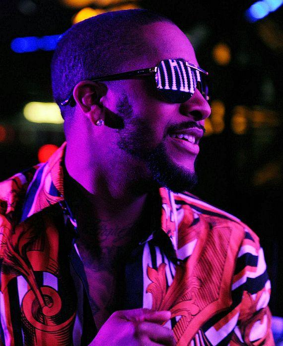 R&B Sensation Omarion at Chateau Nightclub & Gardens
