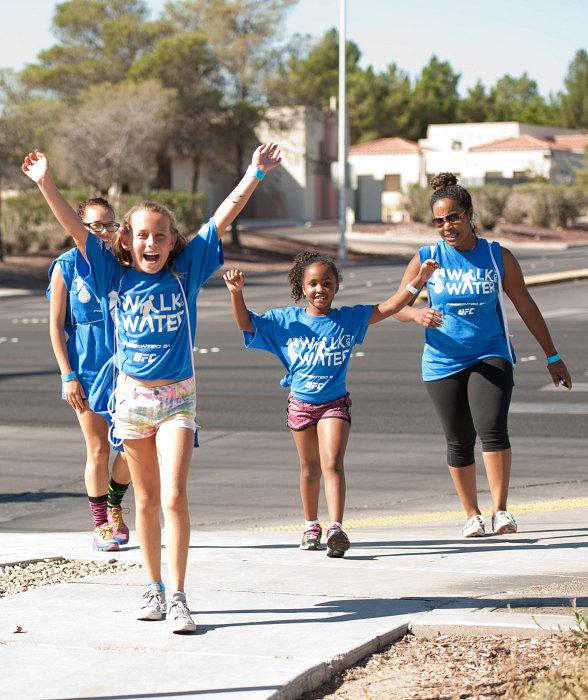 One Drop Hosts Seventh Annual Walk for Water Oct. 13 at Las Vegas Springs Preserve