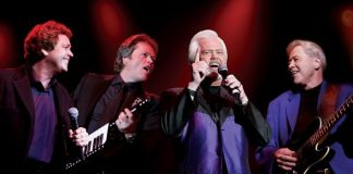 The Osmonds - Wayne, Merrill, Jay and Jimmy - Return to The Orleans Showroom March 1-4
