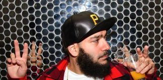 Patrick Gemayel, Better Known as P-Thugg from Music Duo Chromeo, Parties at Ghostbar