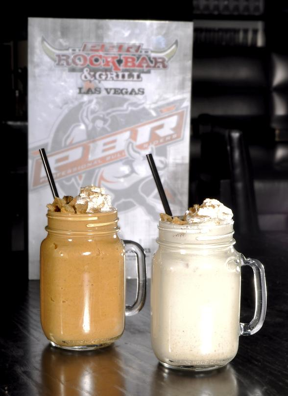 Pumpkin Pie and Apple Pie Milkshakes at PBR Rock Bar