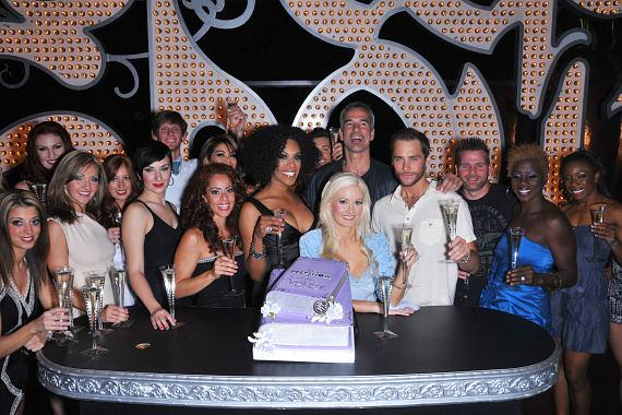 Holly Madison at PEEPSHOW Second Anniversary