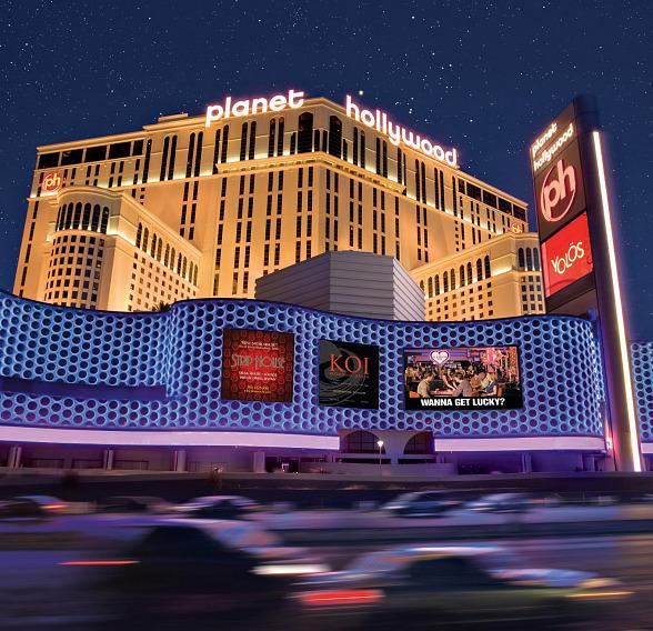 Rappel 350 Feet Down the Side of Planet Hollywood for a Good Cause October 11-12
