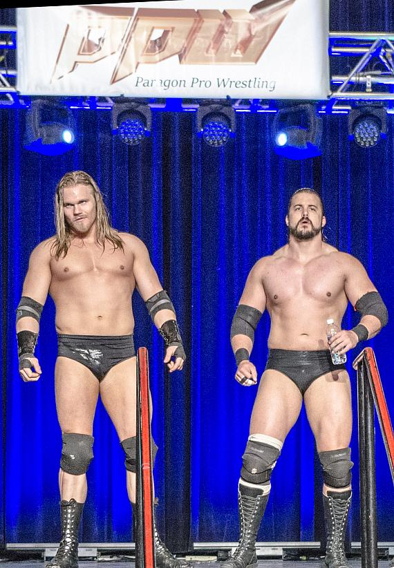Paragon Pro Wrestling to bring Professional Wrestling Talent to Sam's Town Live! on May 5