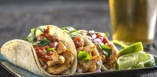 """PT's Taverns in Las Vegas to """"Taco 'Bout"""" a Spicy Deal on National Taco Day"""