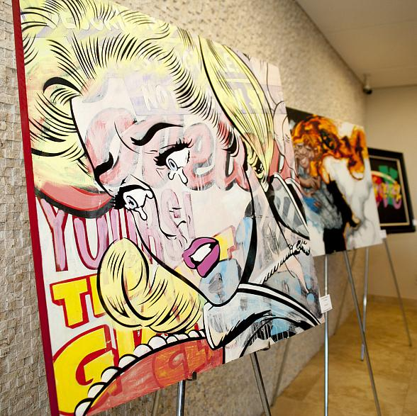 """9th Annual """"Paint the Town"""" to Benefit Aid for AIDS of Nevada (AFAN) on Jan. 19"""
