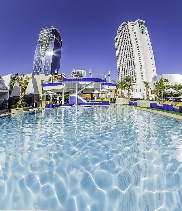 Palms Pool & Dayclub Makes Waves with Return of