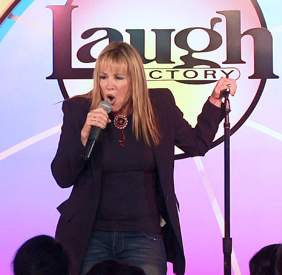 A Special Evening to Benefit Cancer Treatment for Comedian Pam Matteson Nov. 1 at Laugh Factory in Las Vegas